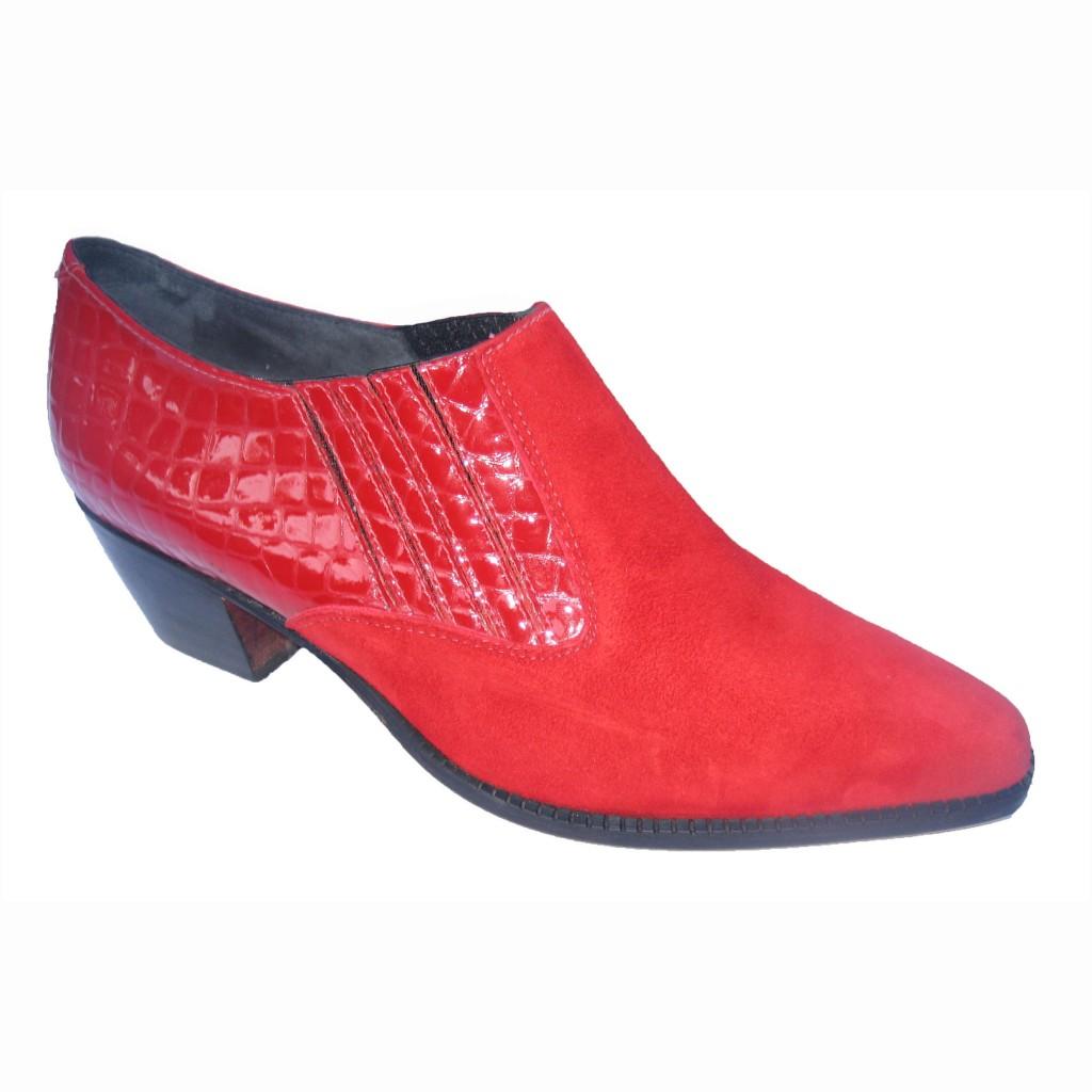 Rusty-+-Cuban-Red-GL-Croc-Red-Suede
