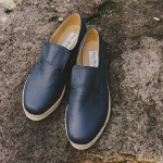Loafer Navy rock