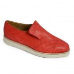 Loafer Perf Orange